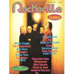 ROCKERILLA 176 Aprile 1995