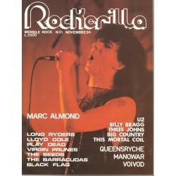 ROCKERILLA 51 Novembre 1984
