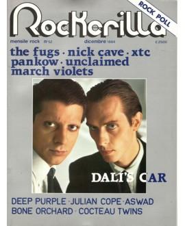 ROCKERILLA 52 Dicembre 1984