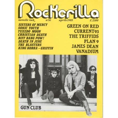 ROCKERILLA 56 Aprile 1985