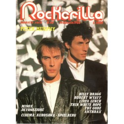 ROCKERILLA 66 Febbraio 1986