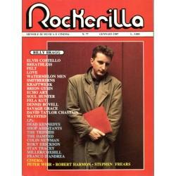 ROCKERILLA 77 Gennaio 1987
