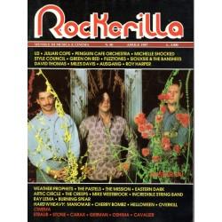 ROCKERILLA 80 Aprile 1987