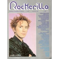ROCKERILLA 81 Maggio 1987