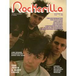 ROCKERILLA 85 Settembre 1987