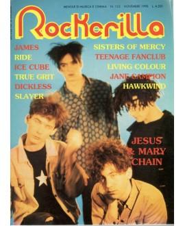 ROCKERILLA 123 Novembre 1990