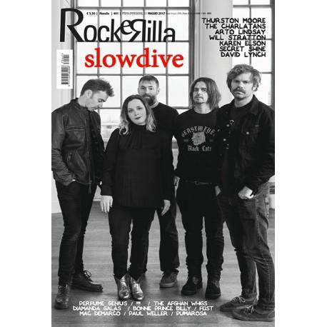 ROCKERILLA 441 Maggio 2017