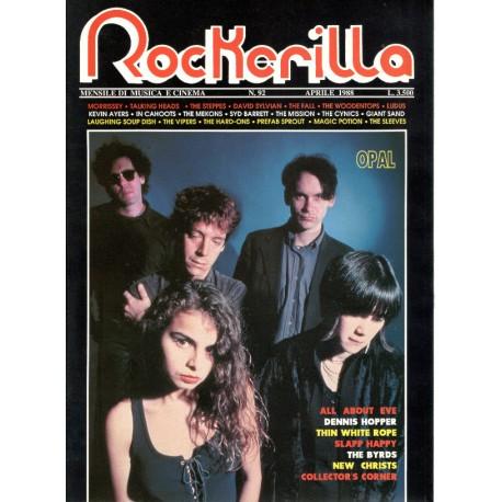 ROCKERILLA 92 Aprile 1988