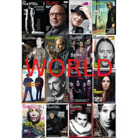 SUBSCRIPTION (WORLD)