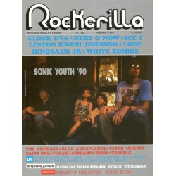 ROCKERILLA 114 Febbraio 1990