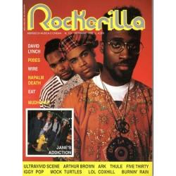 ROCKERILLA 121 Settembre 1990