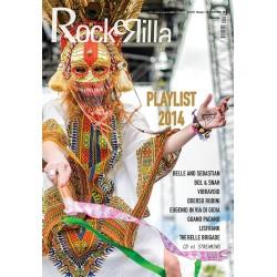 ROCKERILLA 412 Dicembre 2014 (Playlist)