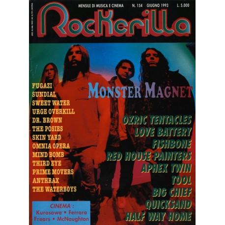 ROCKERILLA 154 Giugno 1993