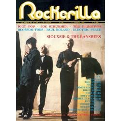 ROCKERILLA 98 Ottobre 1988