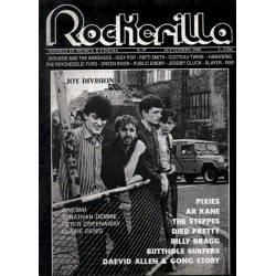 ROCKERILLA 97 Settembre 1988