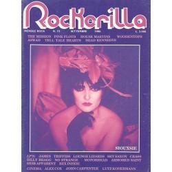 ROCKERILLA 73 Settembre 1986