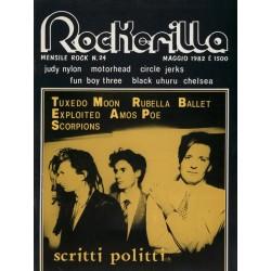 ROCKERILLA 24 Maggio 1982