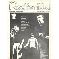 ROCKERILLA 8 Novembre 1980
