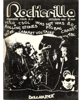 ROCKERILLA 17 Ottobre 1981