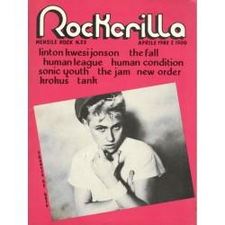 ROCKERILLA 23 Aprile 1982