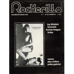 ROCKERILLA 7 Settembre 1980