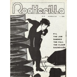 Rockerilla 10 Gennaio 1981
