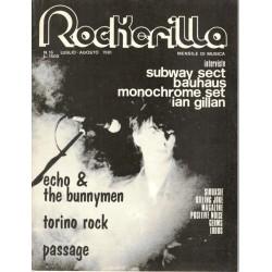 ROCKERILLA 16 Luglio/Agosto 1981