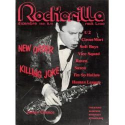 ROCKERILLA 19 Dicembre 1981