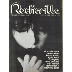 ROCKERILLA 12 Marzo 1981