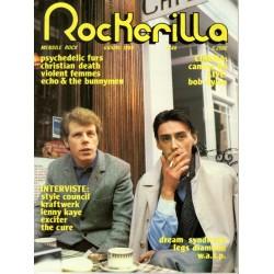 ROCKERILLA 46 Giugno 1984