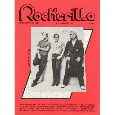 ROCKERILLA 28 Novembre 1982