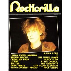 ROCKERILLA 44 Aprile 1984
