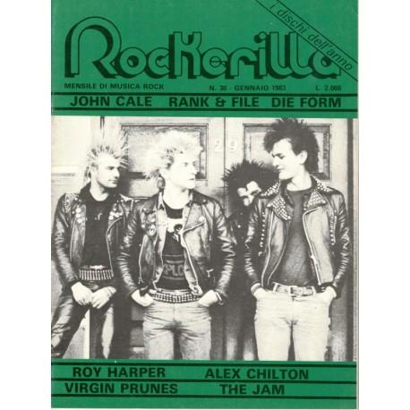 ROCKERILLA 30 Gennaio 1983