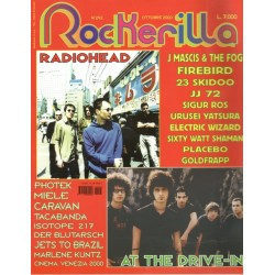 ROCKERILLA 242 Ottobre 2000