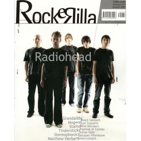 ROCKERILLA 274 Giugno 2003