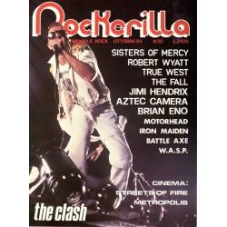 ROCKERILLA 50 Ottobre 1984