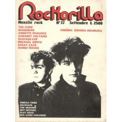 ROCKERILLA 37 Settembre 1983