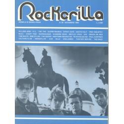 ROCKERILLA 39 Novembre 1983
