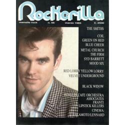 ROCKERILLA 55 Marzo 1985
