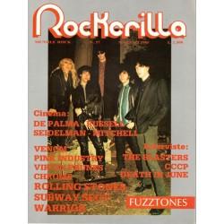 ROCKERILLA 57 Maggio 1985