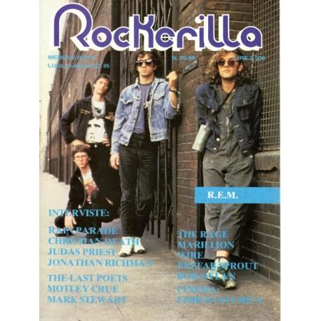 ROCKERILLA 59/60 Luglio /Agosto 1985