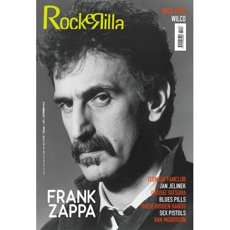 ROCKERILLA 433 Settembre 2016