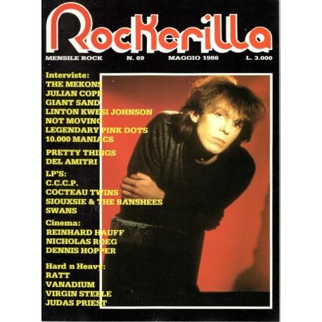 ROCKERILLA 69 Maggio 1986
