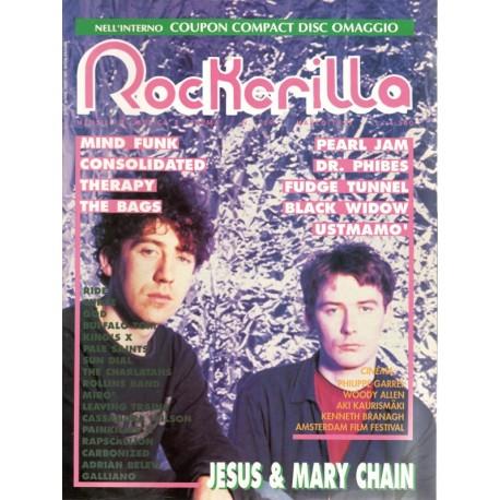ROCKERILLA 139 Marzo 1992