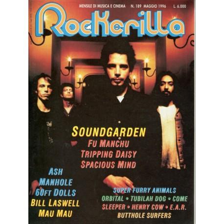ROCKERILLA 189 Maggio 1996