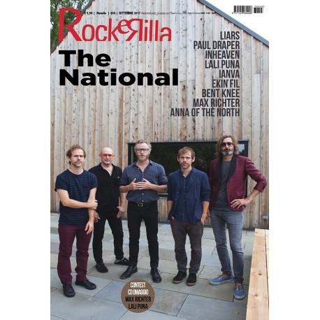 ROCKERILLA 445 Settembre 2017
