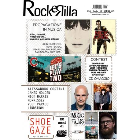 ROCKERILLA 447 Novembre 2017