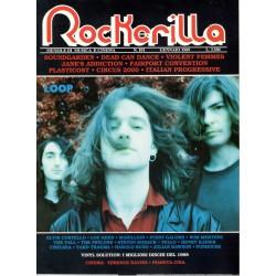 ROCKERILLA 101 Gennaio 1989