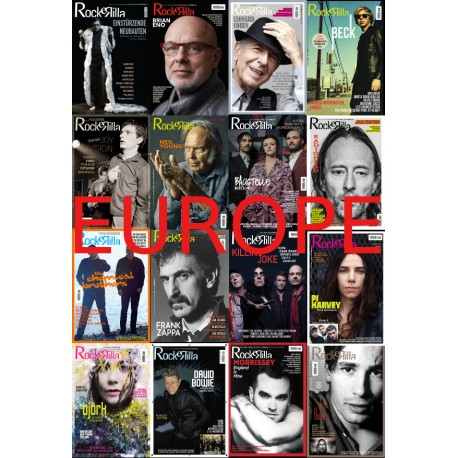 SUBSCRIPTION (EUROPE)