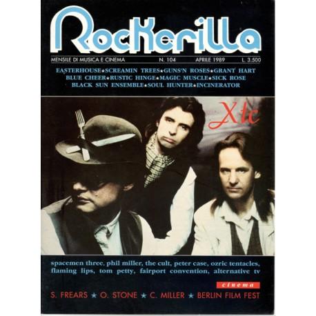 ROCKERILLA 104 Aprile 1989